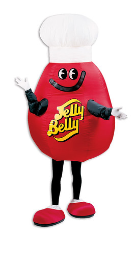 Mr. Jelly Belly, Jelly Belly Candy Company Mascot