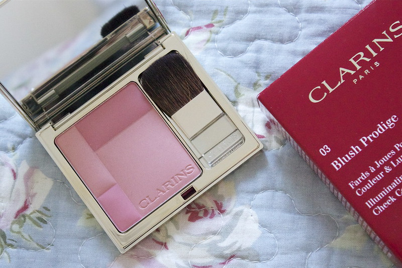 Beauty, Fashion and Lifestyle Blog: Clarins Miami Pink blush