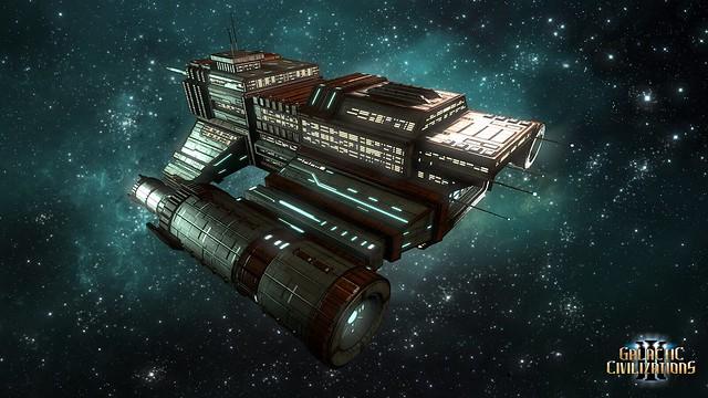 Krynn Starship