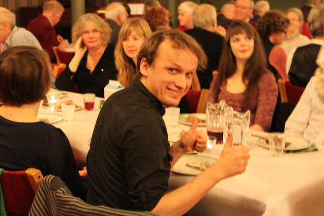 Haustfesten 2012. Foto: Mari S. Lysne