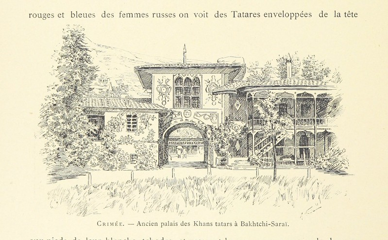 Image taken from page 360 of 'Russie. Nos alliés chez eux. [With illustrations.]'