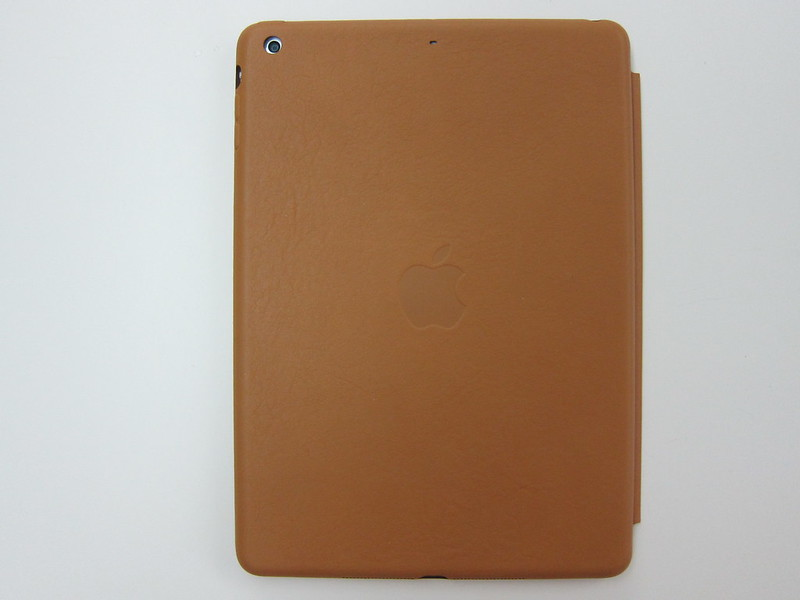 Apple iPad Air Smart Case - With iPad Air (Back)