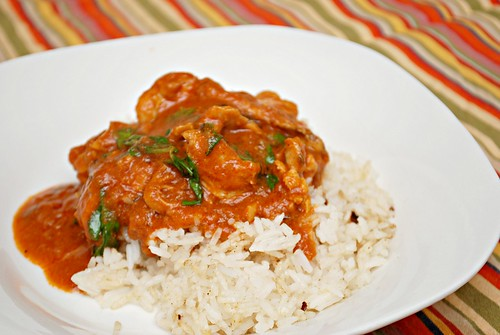 Instant Pot: Indian Cashew Chicken