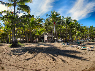 Life's a beach #2.  Dominican Republic.