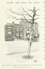 """British Library digitised image from page 251 of """"London City Suburbs as they are to-day ... Illustrated by W. Luker ... from original drawings"""""""