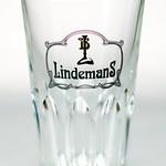 ベルギービール大好き!!【リンデマンスの専用グラス】(管理人所有 )