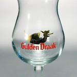 ベルギービール大好き!!【グーデン・ドラークの専用グラス】(管理人所有 )