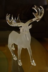 Klaus Naujok posted a photo:	More glass figures used in our Christmas decorations.