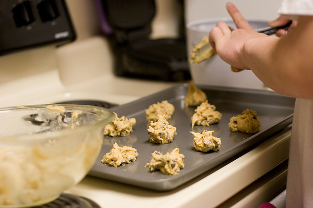 Baking Cookies! by mmmfruit, on Flickr