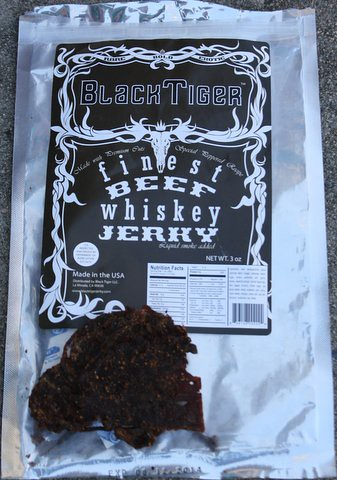 whiskey jerky