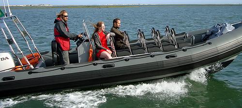 RIB Boat / Barco RIB