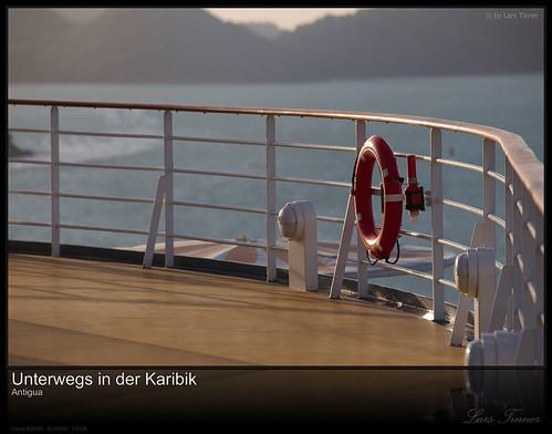 Unterwegs in der Karibik by Lars Tinner