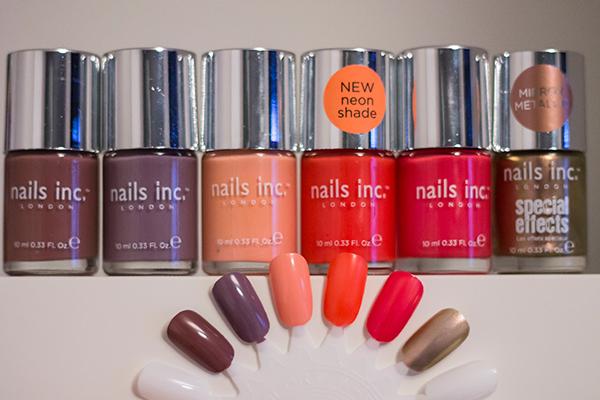 Nails Inc Jermyn Street, Nails Inc Lowndes Square, Nails Inc Wellington Square, Nails Inc Portobello, Nails Inc Brook Street, Nails Inc Stratford