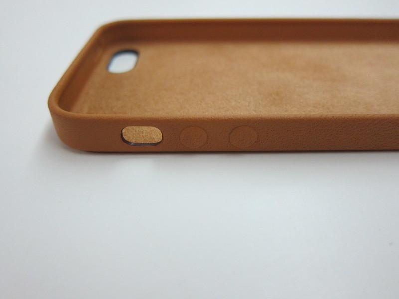 Apple iPhone 5s Case - Left