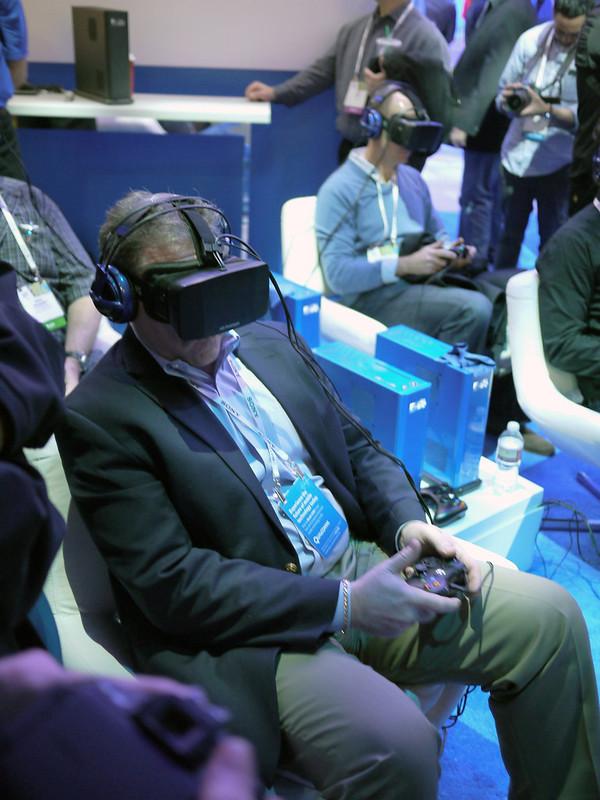 Oculus Intel