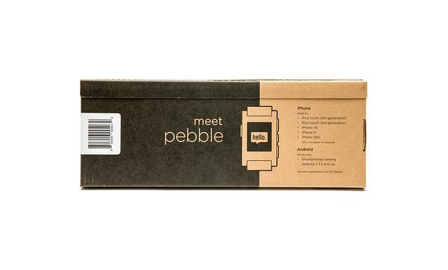 終極智慧手錶對決 (3) 結合電子紙技術 – 獨樹一格的 pebble watch @3C 達人廖阿輝