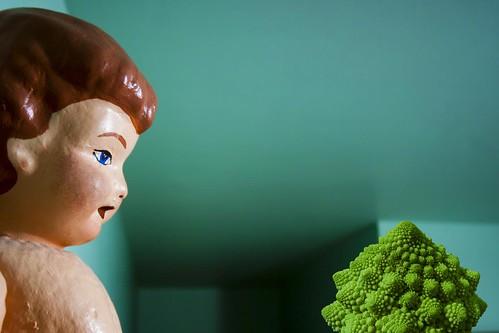 muñeca romanescu by atxu