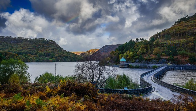 Elan Valley, Welcome to WALES