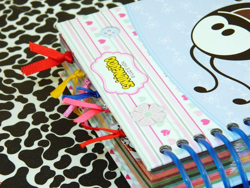 juliana leite tutorial vida organizada em 2014 agenda marcadores clips com fita cetim enfeitado como fazer diy facil rapido pratico marca pagina caixa de entrada blog