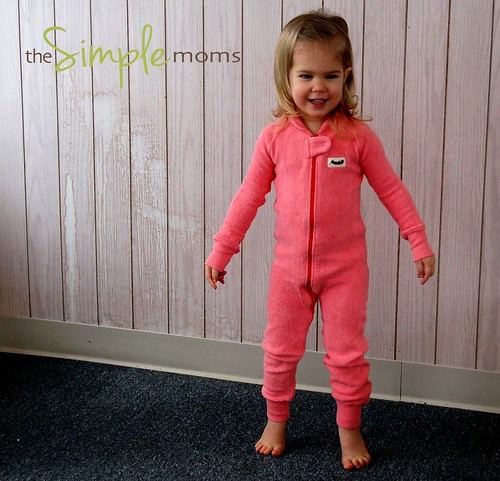 snug organics :: sherpa sleepers :: review + giveaway
