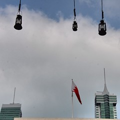 #bahrain #financial #harbour #windy #weather