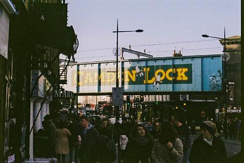 Camden Market, UK