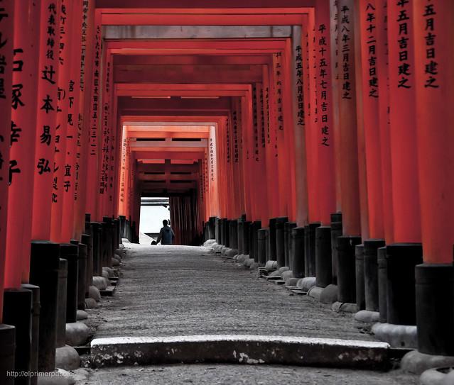Japón - Takarazuka y Fushimi Inari