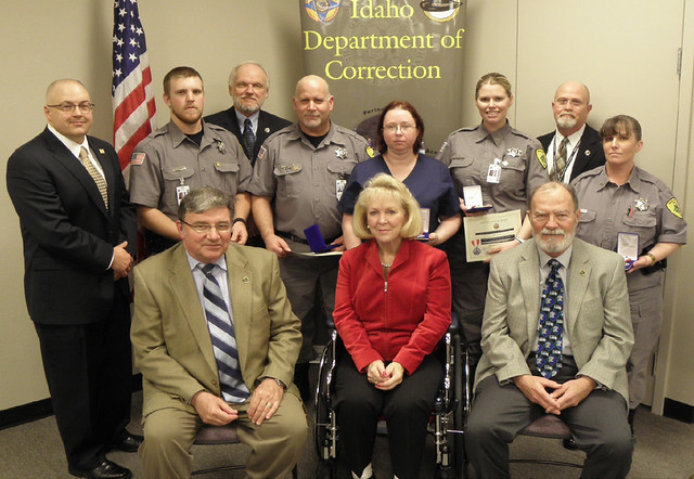 Crystal Pettit: Idaho LPN awarded for heroism