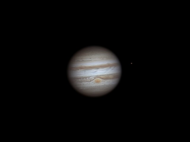 how to find jupiter using a telescope