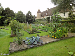 Potager - Prieuré d'Orsan - Photo of Maisonnais