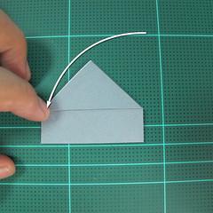 วิธีพับกล่องของขวัญแบบโมดูล่า (Modular Origami Decorative Box) โดย Tomoko Fuse 016