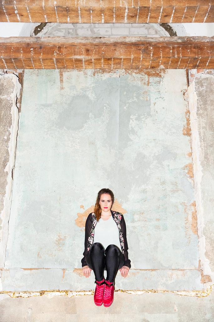 Adidas NEO Selena Gomez Shooting