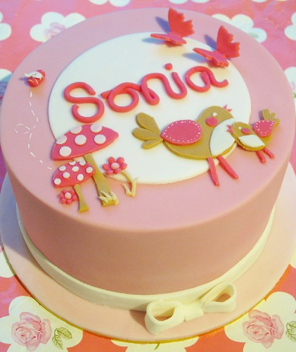 Cake Images Sonia : Flickriver: Photoset  cakes  by Fiona Patissiere