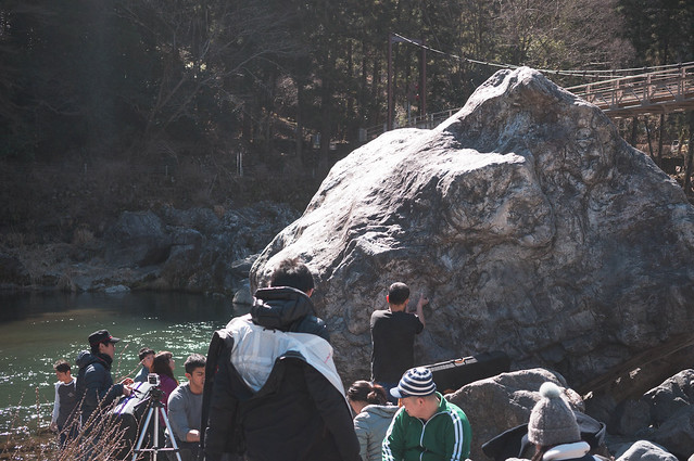 Photo:溶けたソフトクリーム岩 By sabamiso