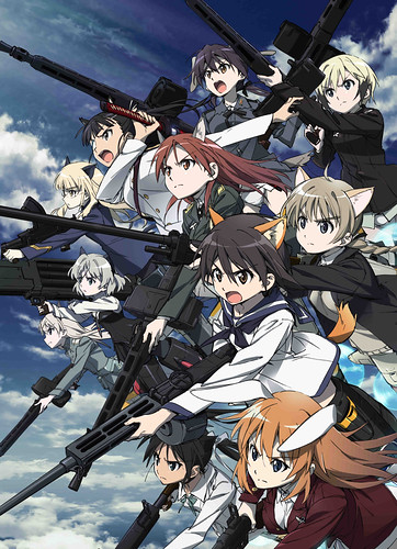 140317(2) - 嶄新OVA《ストライクウィッチーズ Operation Victory Arrow》(強襲魔女 Strike Witches – Operation Victory Arrow)全3卷完結、秋天陸續公開!