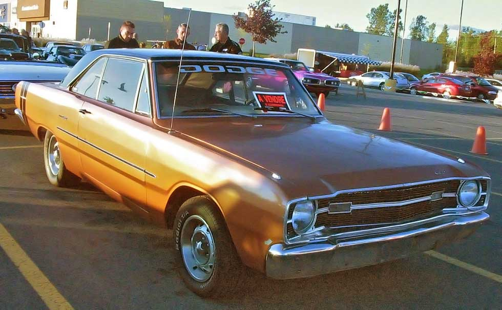 Way 69 dodge swinger