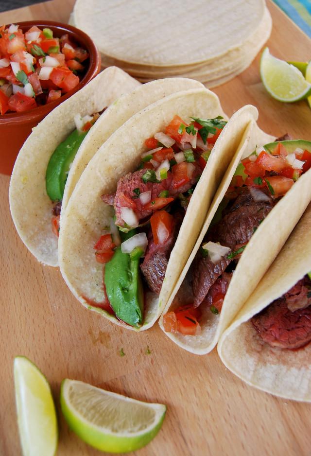 Steak Tacos 1