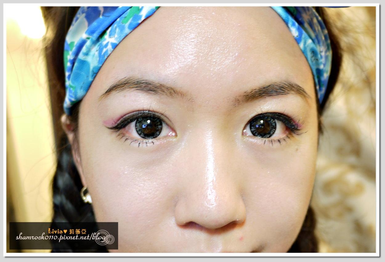 MissHana眼線+唇蜜-9