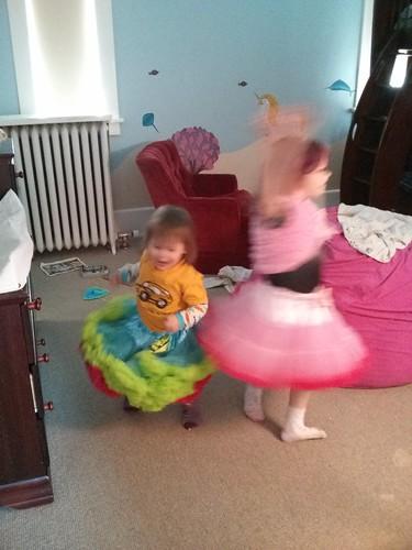 Tutu dance party
