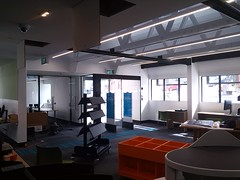 Lyttelton Library and Customer Services  interior