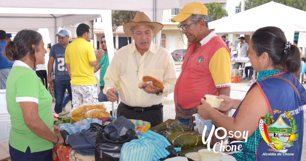Feria Productiva llega a su Décima Novena edición generando Comercio