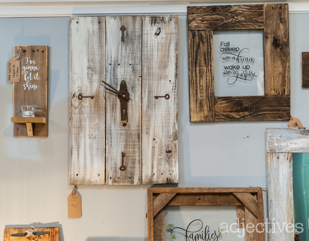 Adjectives Featured Find in Altamonte by Wood Wine and Whimsy