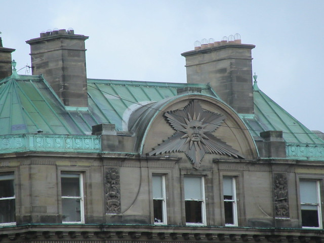 Former Sun Insurance Company Building, Westgate Road, Newcastle upon Tyne