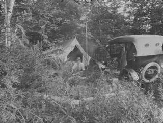 Camp at Salmon River, Digby County, Nova Scotia / Camp à la rivière aux saumons, comté de Digby (Nouvelle-Écosse)