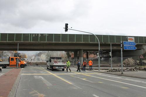 brücken abriss alexanderstrase oldemburg alexander str strase autobahn verkehrsproblem umgehung bab 293