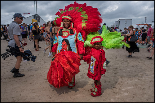 Jazz Fest day 2 on April 29, 2017. Photo by Ryan Hodgson-Rigsbee www.rhrphoto.com