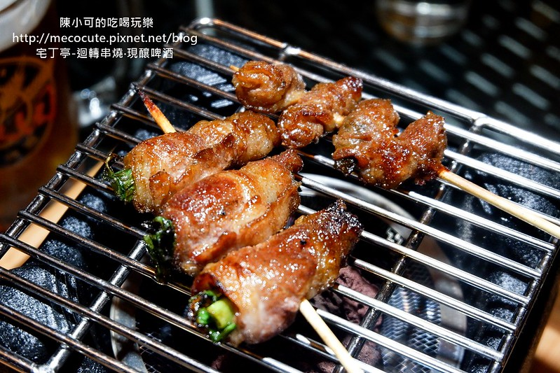 宅丁亭,宅丁亭-迴轉串燒,美食,迴轉串燒 @陳小可的吃喝玩樂