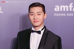 AMFAR - Park Seo Joon