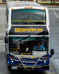 Head-On With @SoundTransit Double Tall