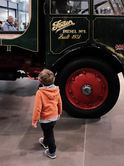 Wilfie and the 1931 Foden